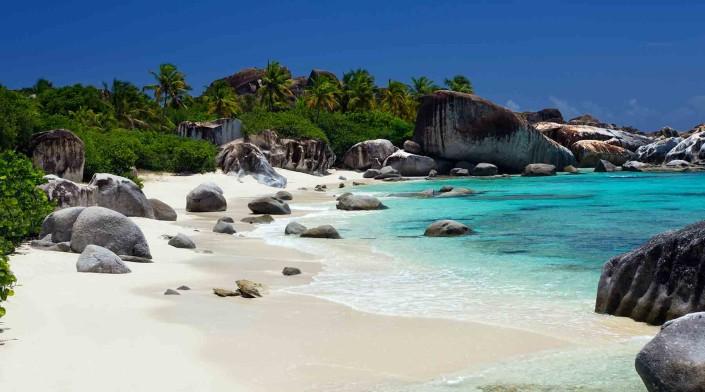 Brytyjskie Wyspy Dziewicze, już tylko miejsce dla dwóch par!
